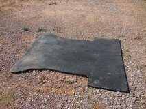 HEAVY SHORT BED RUBBER MAT FOR PICKUP in Alamogordo, New Mexico