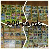 Pokemon cards in Fort Campbell, Kentucky