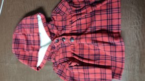 coat- girl 6 months never used in Lockport, Illinois