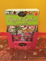 Cra-Z-Art Timeless Creations MAGICAL GARDENS Coloring Book in Yorkville, Illinois