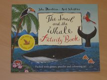 Snail and the Whale Activity Book in Stuttgart, GE