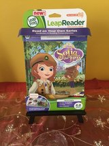 Leap Reader interactive book Sofia the First in Naperville, Illinois