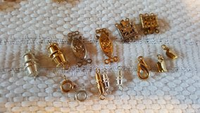 Assorted Necklace Clasps-Gold & Silver Over 250+ in Naperville, Illinois