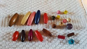 Assorted Wooden Beads in Naperville, Illinois