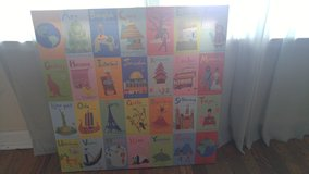 Land of nod ABC painting in St. Charles, Illinois