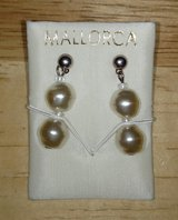 Mallorcan Pearl Earring brought back from Spain in Macon, Georgia