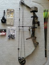 Parker Spitfire Compound Bow w/Accessories in Macon, Georgia