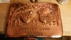 Copper / Country Good Cooking Wall Hanging in Clarksville, Tennessee