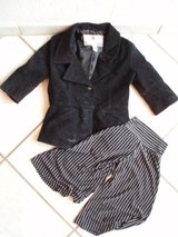 leather pirate coat and pants size 5-6 Halloween costume dress up in Stuttgart, GE
