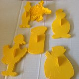 Sesame Street Cookie Cutter Set in Wilmington, North Carolina
