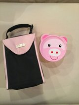 Baby Innovations cooler & piggy bowl in Chicago, Illinois