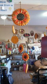 Sunflower Hanging Decor in 29 Palms, California