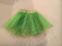 Handmade green sparkle tutu in Chicago, Illinois