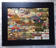 Unique Cigar Band Artwork III in The Woodlands, Texas