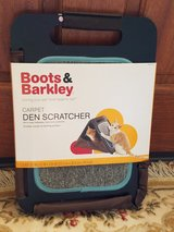 Boots&barkley carpet den scratcher new in Lockport, Illinois