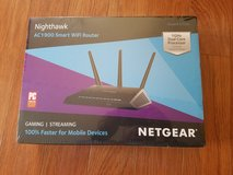 REDUCED:BRAND NEW SEALED Nighthawk AC 1900 Router in Glendale Heights, Illinois