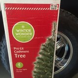New in Box Christmas Tree in 29 Palms, California