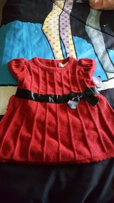 0-3 months new dress with diaper cover up in Bolingbrook, Illinois