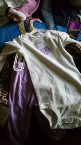 Carters 3 piece 6 months outfit new with tags in Bolingbrook, Illinois