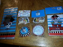 Pirate themed party supplies in Vacaville, California