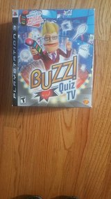 PS 3 BUZZ VIDEO GAME in Naperville, Illinois