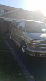 2001 Chevy Express Passenger Van, LOWER PRICE in Westmont, Illinois
