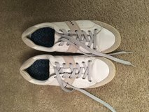 Ecco off white golf shoes size 42 (men's 9) in Chicago, Illinois