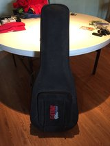 Schecter Guitar with Hard Case in Camp Lejeune, North Carolina