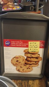 WILTON 16 X 12 INCH COOKIE SHEET (BRAND NEW) in 29 Palms, California