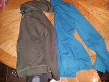 2 light women's jackets size S and SX in Travis AFB, California
