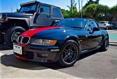 BMW Z3 Roadster 2.0 with MSport Package in Okinawa, Japan
