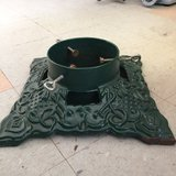 Large Cast Iron Christmas Tree Stand in Macon, Georgia