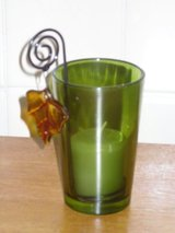 """4"""" fall candle holder in Naperville, Illinois"""