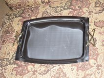 """kromex serving tray 20x13.5"""" in Naperville, Illinois"""