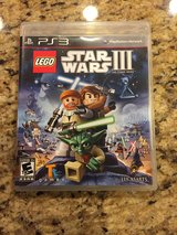 Lego Star Wars III: The Clone Wars - PS3 Game in Chicago, Illinois