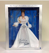 Winter Fantasy Holiday Vision Barbie First In Series Special Edition in Bolingbrook, Illinois