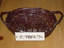 sm. pet toy basket in Lockport, Illinois