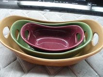Dishes/serving 3 pieces in DeKalb, Illinois