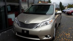 2017 TOYOTA SIENNA XLE 8 PASSENGER , 48 HOUR DELIVERY in Spangdahlem, Germany