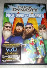 "New Duck Dynasty "" Duck Days of Summer"" DVD (unopened) in Perry, Georgia"