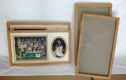 """New Oak Wood Picture Frames 10""""x18"""" (4 available) in Byron, Georgia"""