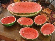 Bowl/Watermelon in Elgin, Illinois