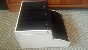 NEW - Black and White Charging Station / Desk Valet in Naperville, Illinois