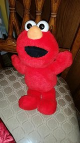 Plush Elmo Doll in Clarksville, Tennessee