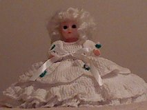 crocheted  doll in Fort Rucker, Alabama