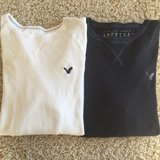 American Eagle Men's Long Sleeve Thermals-Large in Lockport, Illinois