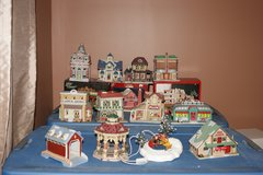 Christmas village\ sale sale sale sale in Camp Lejeune, North Carolina