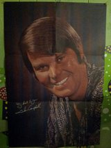 Glen Campbell post in Tinley Park, Illinois