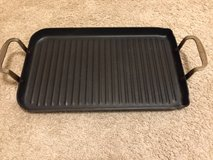 double burner grill pan in Naperville, Illinois