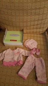 American girl bitty baby pink outfit in Bolingbrook, Illinois